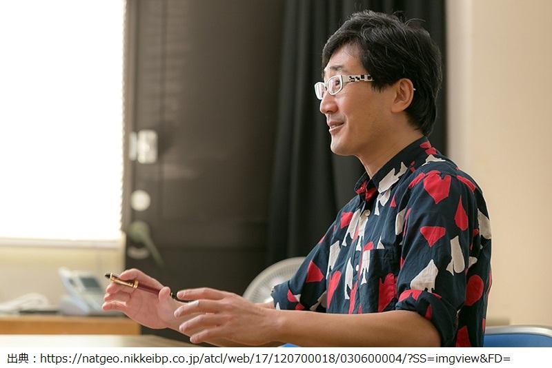 川上和人さんはマルチな鳥類学者!出身大学やwiki風プロフィールや講演会情報など大調査