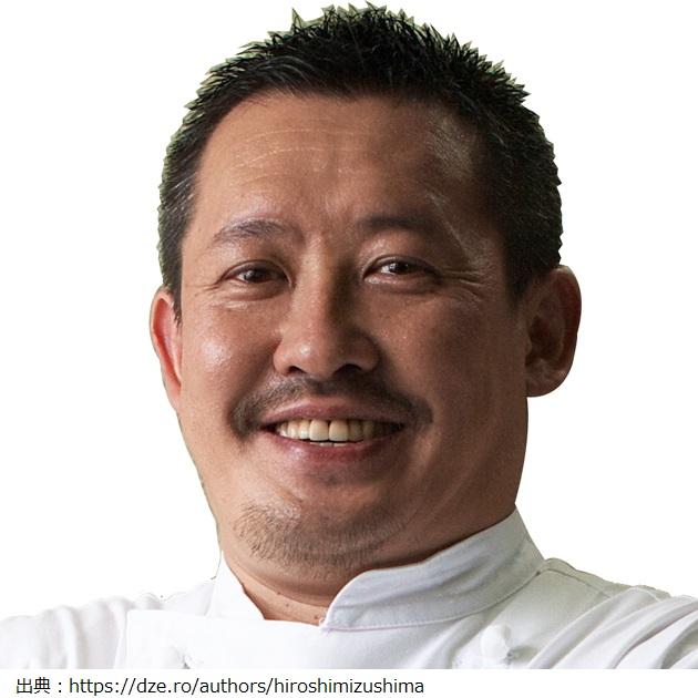 料理人の水島弘史さんの料理教室は大人気!?プロフィールや経歴やインスタのまとめ