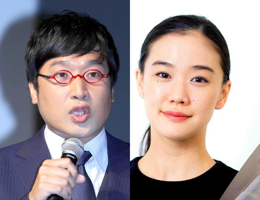 山里亮太(やまちゃん)と蒼井優が結婚のきっかけはものまね!?脱力タイムズ!?馴れ初めや過去の恋愛事情