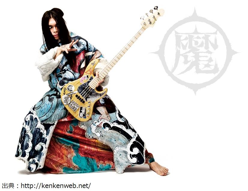 kenkenこと金子賢輔さんは金子ノブアキさん兄弟(弟)!逮捕された彼の家族は実はミュージシャン一家だった
