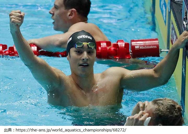 瀬戸大也選手が東京オリンピック出場決定!出場種目や知られざる実績を紹介 気になる年令と水泳選手の選手生命について