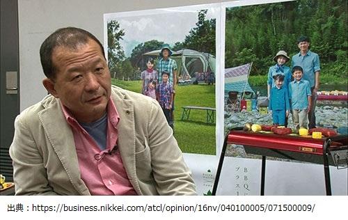 柴田茂樹さんはロゴスの社長 とある戦略で企業を復活させた「カンブリア宮殿」でも特集された彼の経歴やプロフィール