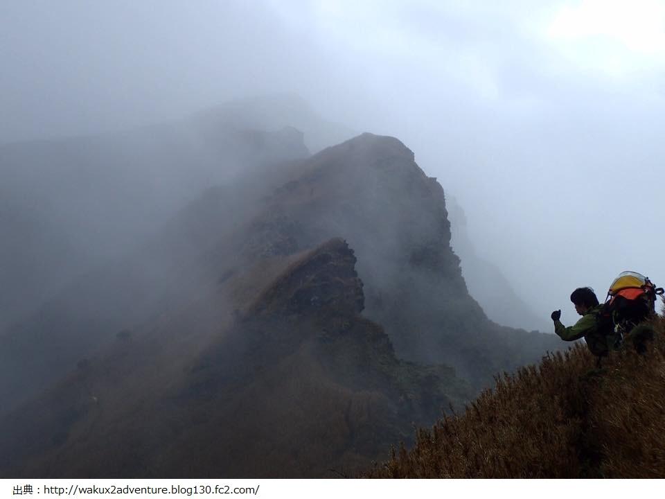 田中彰さんはキャニオニングの第一人者!?渓谷探検家の経歴やインスタなどのプロフィールのまとめ