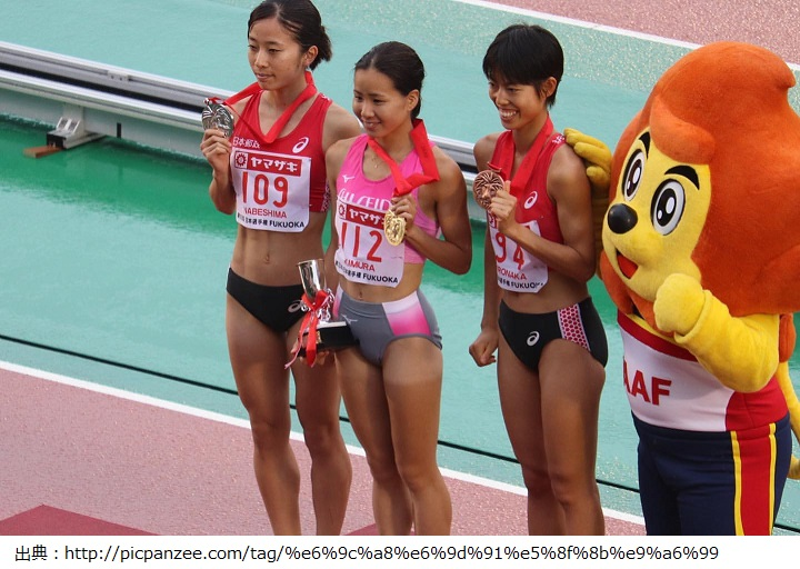 木村友香さんがユニバーサルを陸上部を退部し資生堂で心機一転!世界陸上や東京オリンピックでメダル目指す