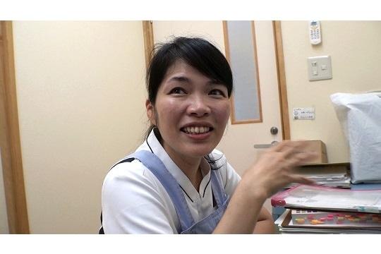 小澤詩子看護師の画像