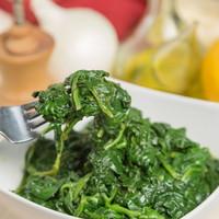 ルテイン,野菜,含有量,3位,ほうれんそう(調理)