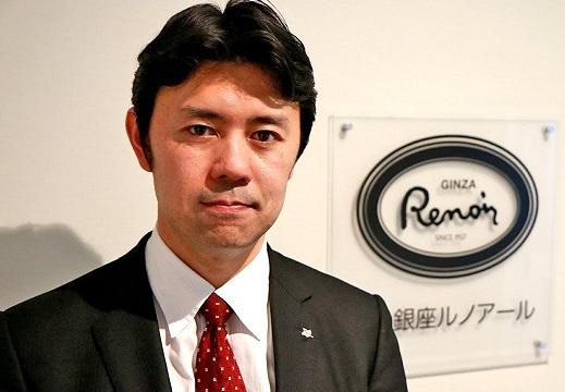 銀座ルノアール社長の小宮山誠さんが大切にしている「おもてなし」とは!?プロフィールや経歴や年収についてのまとめ