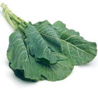 ルテイン,野菜,含有量,2位,コラードグリーンズ