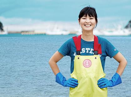 高橋典子は漁師(マルカツ水産)プロフィールや経歴を紹介さらに出身高校や大学についても調べてみました【セブンルール】