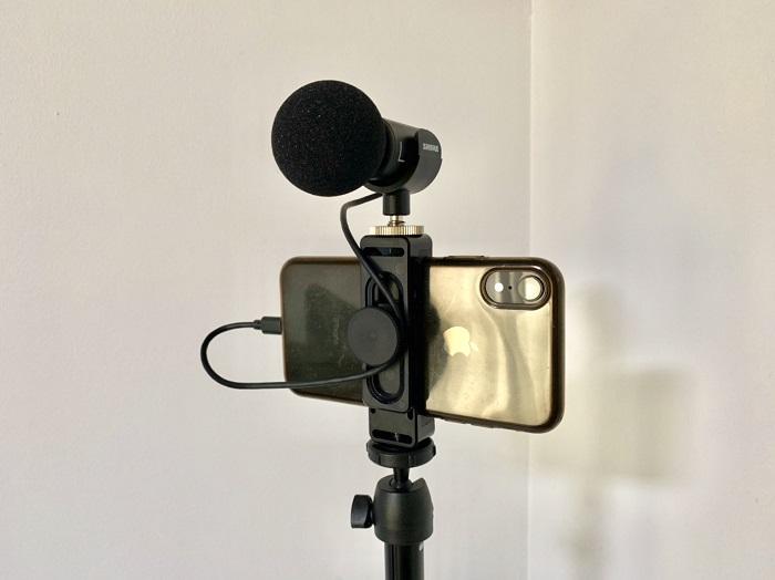 iphoneとmv88+