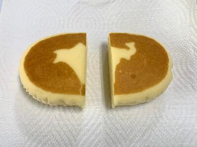 観音屋デンマークチーズケーキ風レシピ2