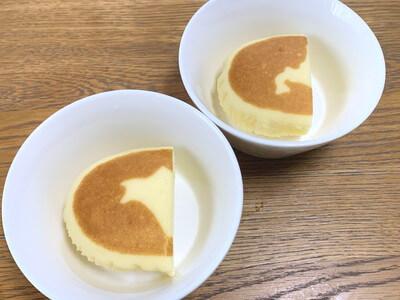観音屋デンマークチーズケーキ風レシピ3